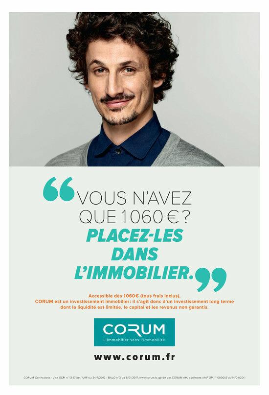 Affiche Corum-Decaux-118,50 X 174